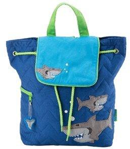 Stephen Joseph Shark Quilted Backpack 8145847