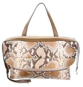 Chloé Python Dalston Bag w/ Tags