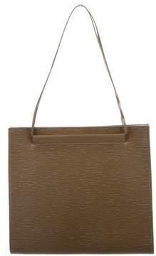 Louis Vuitton Epi Saint Tropez Bag - GREY - STYLE