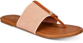 XOXO Ganelo Thong Flat Sandals Women's Shoes