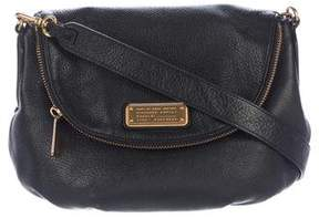 Marc by Marc Jacobs Leather Saddle Bag
