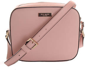 Kate Spade Au Natural Cammie New Berry Lane Leather Crossbody Bag