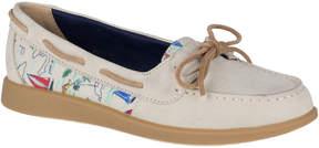 Sperry Oasis Loft Map Boat Shoe