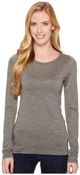 Icebreaker Sphere Merino Long Sleeve Low Crewe Women's Clothing