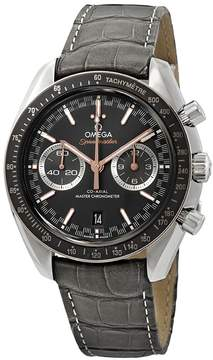 Omega Speedmaster Racing Chronograph Automatic Grey Dial Men's Watch