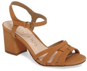 Sole Society Women's Paulina Block Heel Sandal