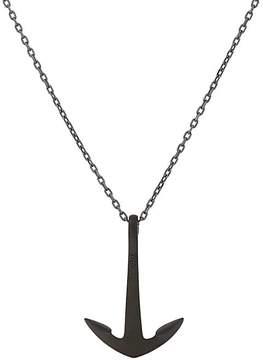 Miansai Men's Anchor Pendant Necklace