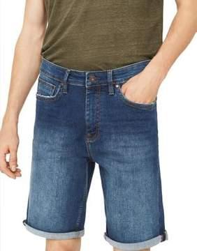 MANGO Denim Bermuda Shorts
