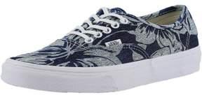 Vans Authentic Women US 8.5 Blue Sneakers