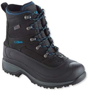L.L. Bean L.L.Bean Women's Waterproof Wildcat Boots, Insulated Lace-Up