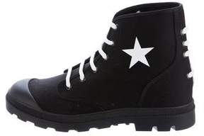 Givenchy Star Combat Boots w/ Tags