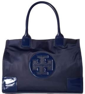 Tory Burch Nylon Mini Ella Tote Tote Handbags - FRENCH NAVY - STYLE