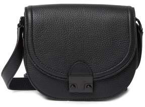 Loeffler Randall Saddle Leather Crossbody Bag