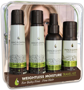 Macadamia Professional Weightless Moisture Travel Kit