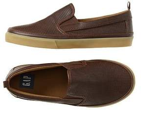 Gap Perforated slip-on sneakers
