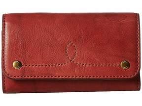 Frye Campus Rivet Phone Wallet Crossbody Cross Body Handbags