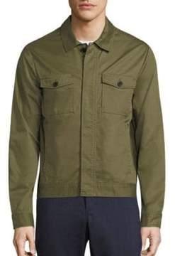 Original Penguin Pima Cotton Military Jacket