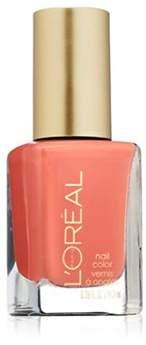 L'Oreal Paris Colour Riche Nail Polish,109, Orange You Jealous?.