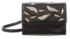 Diane von Furstenberg Lips Embellished Mini Bag