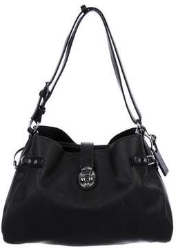 Tumi Leather Shoulder Bag