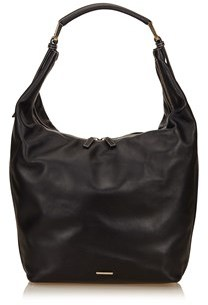 Gucci Pre-owned: Leather Shoulder Bag. - BLACK - STYLE