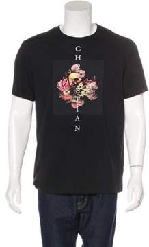 Christian Dior 2016 Darklight Graphic T-Shirt w/ Tags