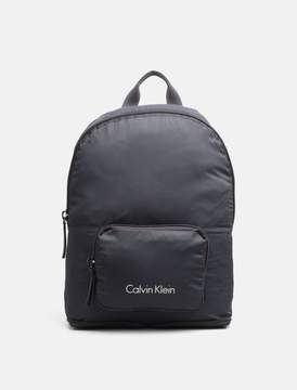 Calvin Klein logo packable backpack