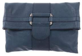 Alexander McQueen Vintage Leather Clutch