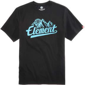 Element Men's Vertex Logo-Print T-Shirt