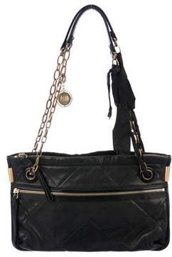 Lanvin Quilted Convertible Crossbody Bag