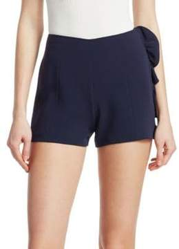 Cinq à Sept Kenzie Ruffle Shorts