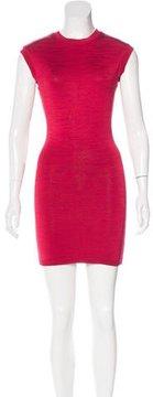 Alaia Sleeveless Bodycon Dress