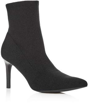 Sol Sana Women's Ezra Stretch Knit High Heel Booties
