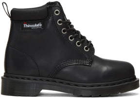 Dr. Martens Black 939 Thinsulate Boots
