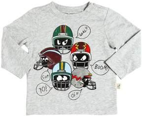 Stella McCartney Helmets Organic Cotton Jersey T-Shirt