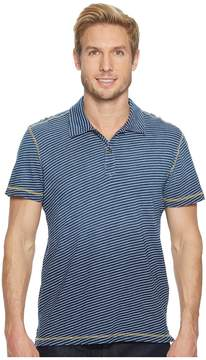 Agave Denim Kirra Short Sleeve Polo Men's Short Sleeve Pullover