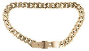 Thomas Wylde Chain-Link Waist Belt