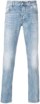 Entre Amis slim fit straight jeans
