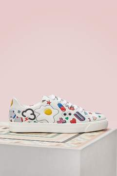 Anya Hindmarch All Over Stickers Sneakers
