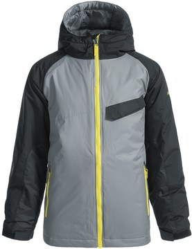 Columbia Snow Pumped Omni-Tech® Jacket - Waterproof, Insulated (For Little and Big Boys)