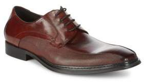 Kenneth Cole Reaction Square Toe Leather Derbys