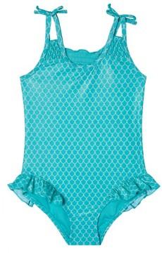 Hula Star Toddler Girl's Mermaid Princess One-Piece Swimsuit