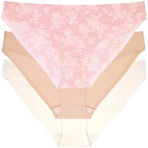Dorina 3 Pair Brief Panty D17148y
