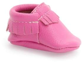 Freshly Picked Infant Girl's Leather Moccasin