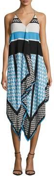 Cynthia Steffe Women's Mariah Printed Midi Dress
