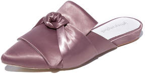 Jeffrey Campbell Dello Satin Bow Mules