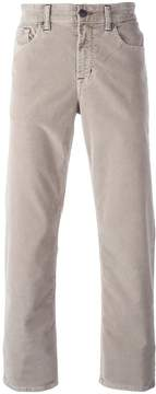 7 For All Mankind corduroy effect trousers