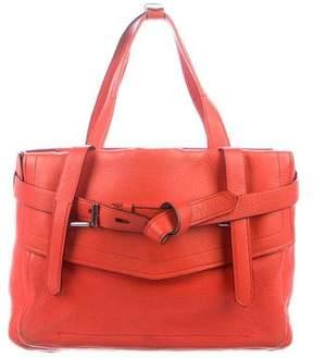 Reed Krakoff Grained Leather Boxer Shoulder Bag