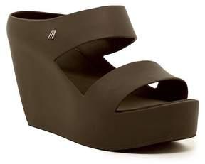 Melissa Creatives Wedge Sandal