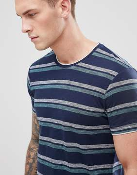 Esprit T-Shirt With Double Stripe